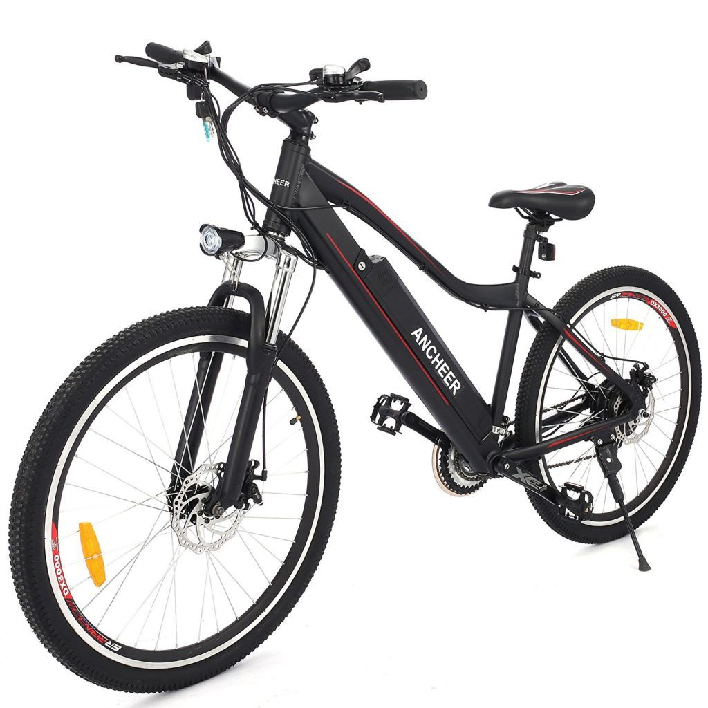 reviewing the ancheer power plus electric mountain bike. Black Bedroom Furniture Sets. Home Design Ideas
