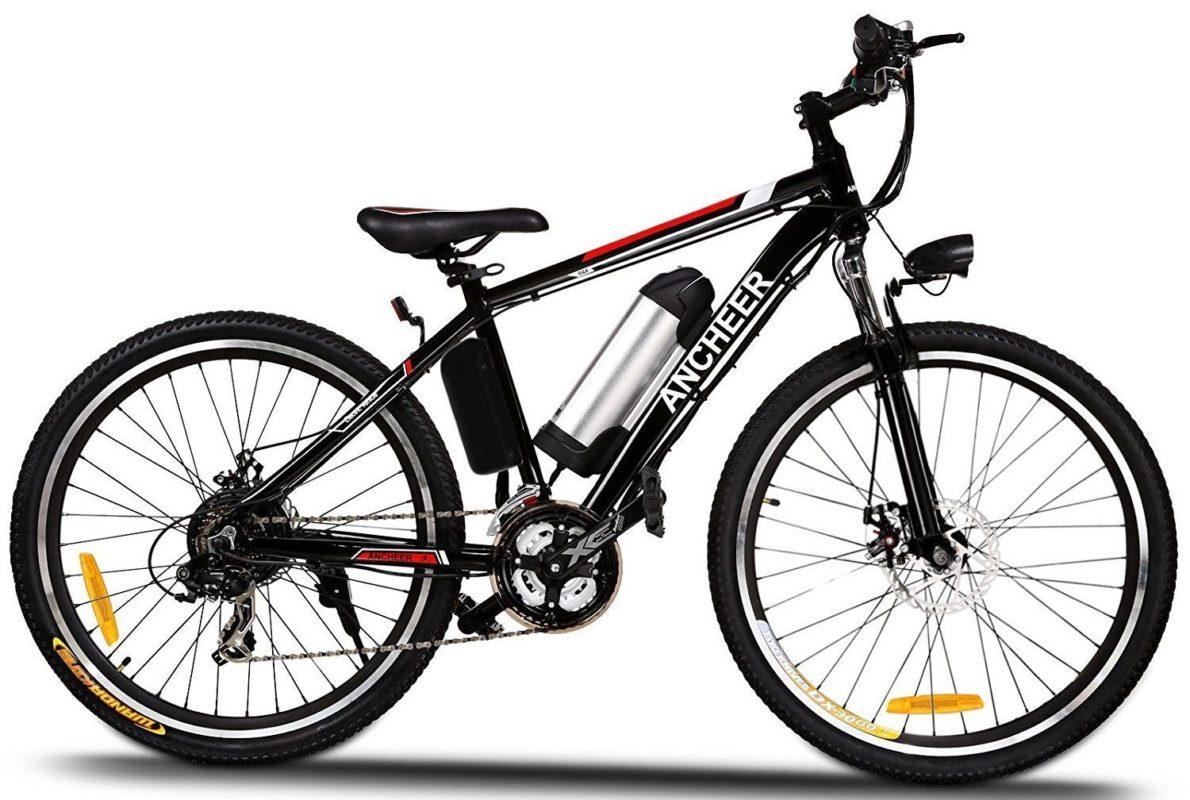 Ancheer Power Plus Electric Mountain Bike2