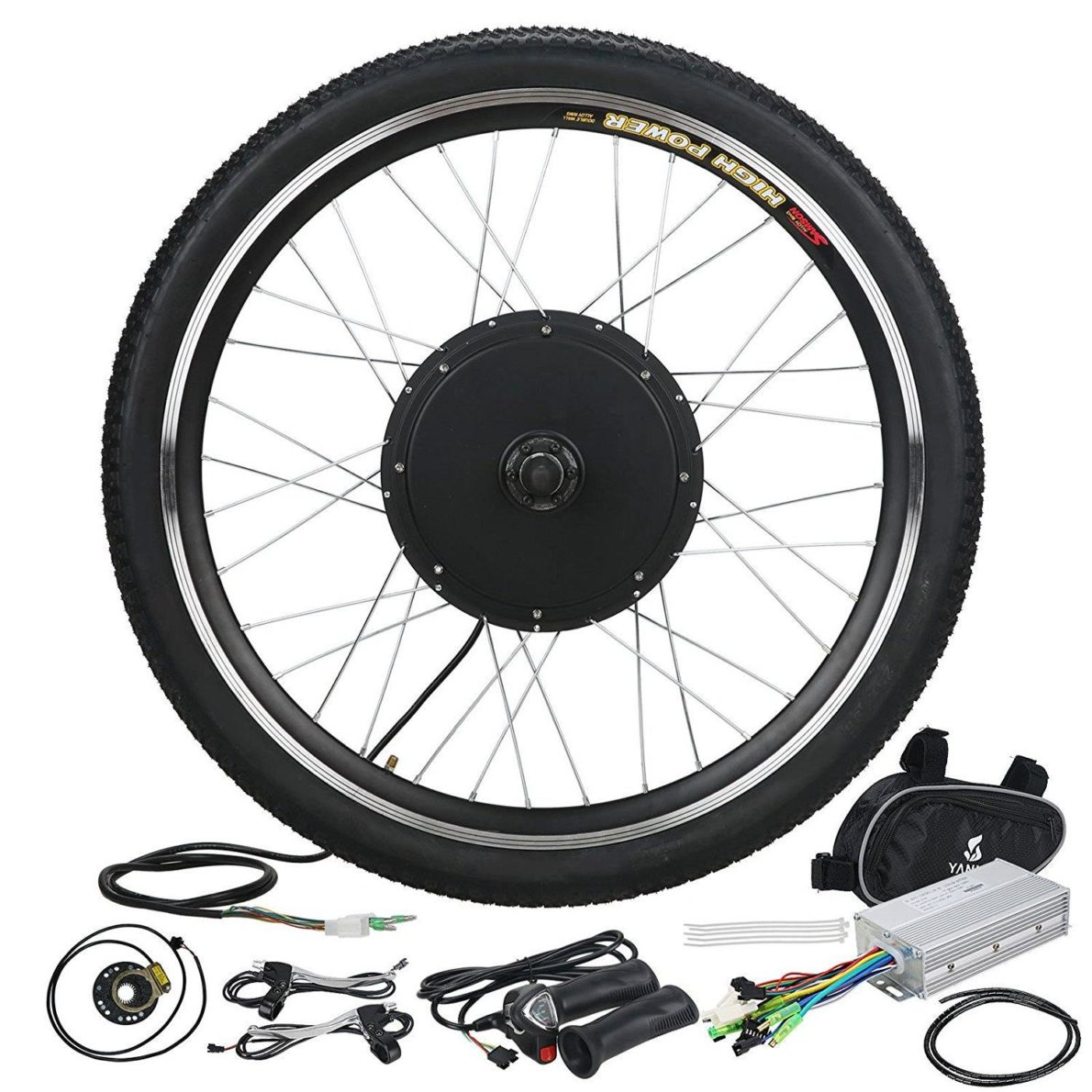 Reviewing The Top 5 Electric Bike Conversion Kits 2018 2019
