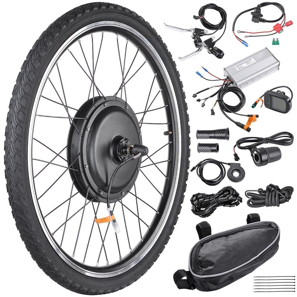 aw 26 rear wheel ebike conversion kit