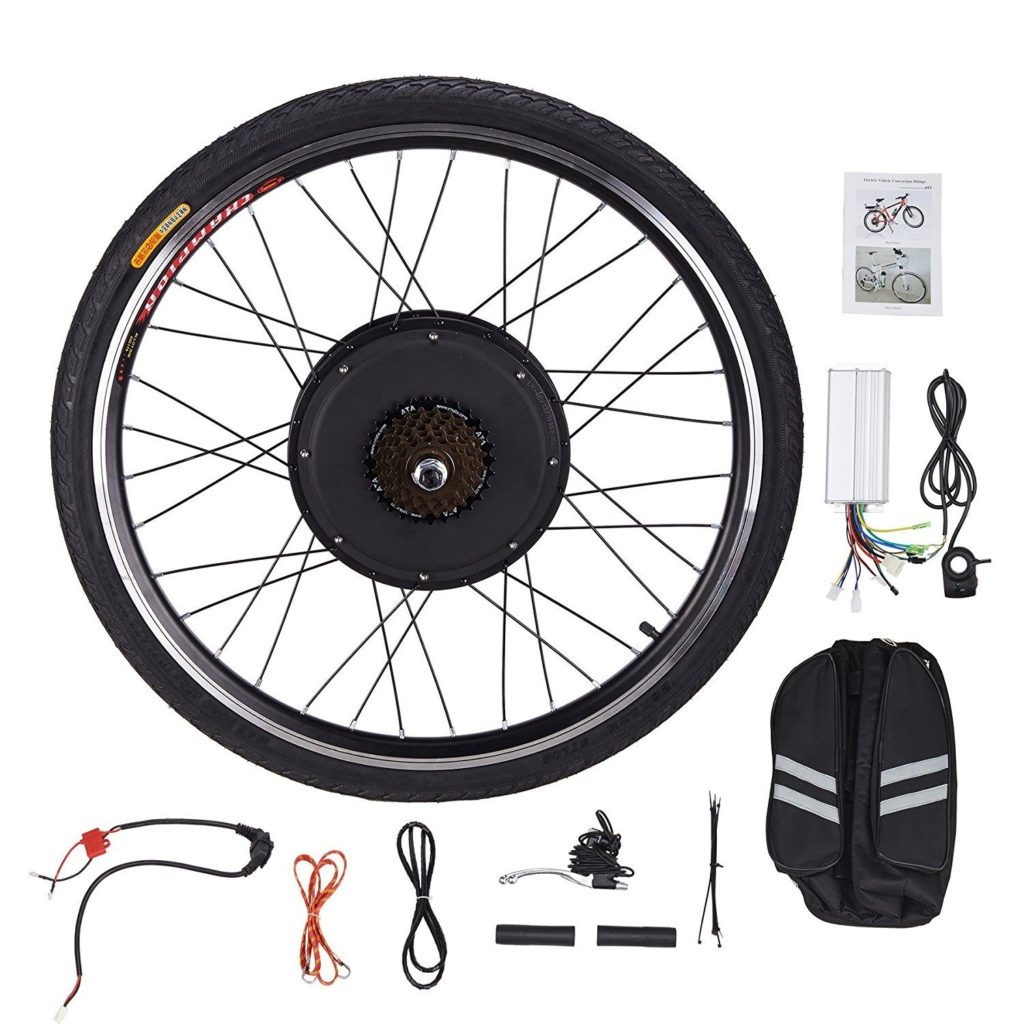 Voilamart front wheel kit