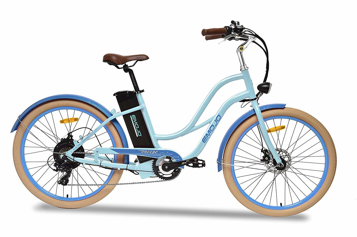 Roundup Review: Best Electric Beach Cruisers and E-Bikes