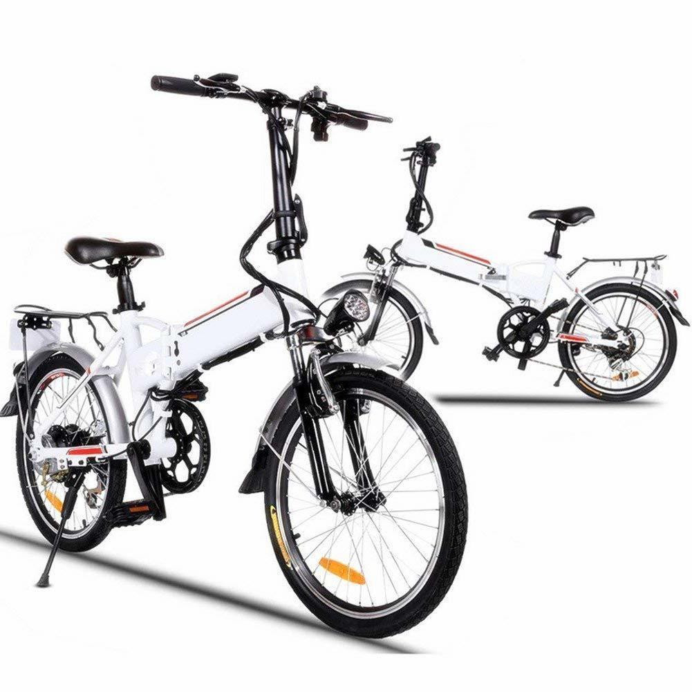 Hurbo 250W/350W Folding Electric Bike Aluminum Alloy Frame 36V