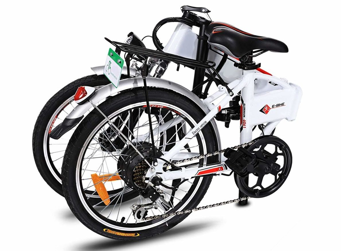 Folding Electric Bikes: We review the best foldable Ebikes for 2020