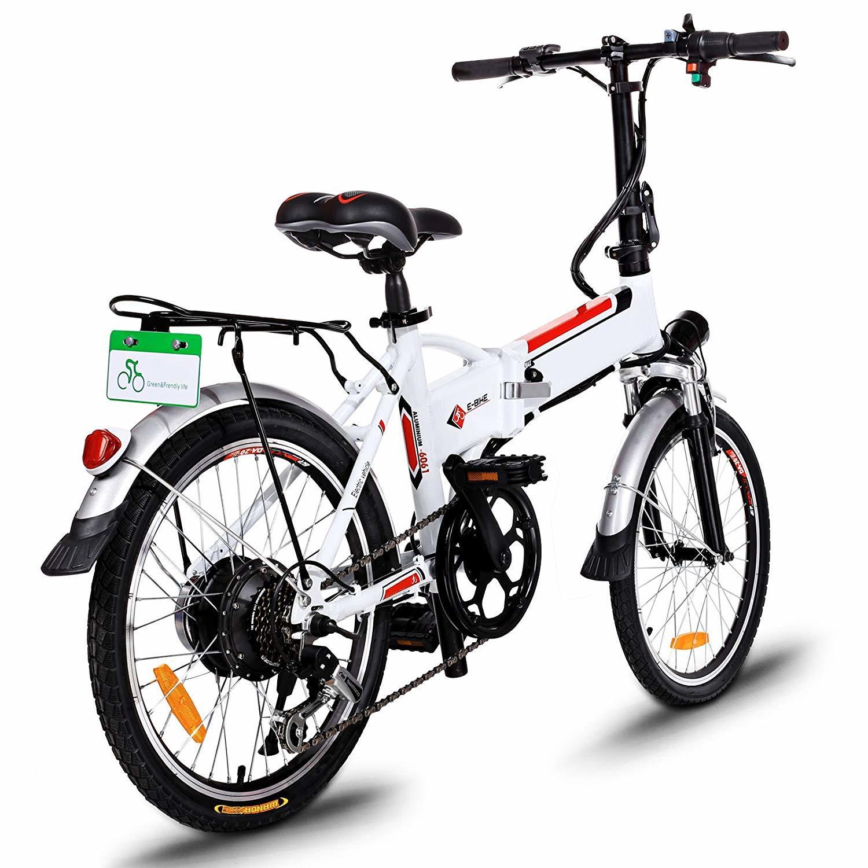 Miageek folding electric bike