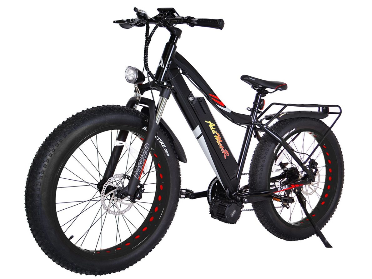 Addmotor Motan 1000W Electric Fat Tire Bike