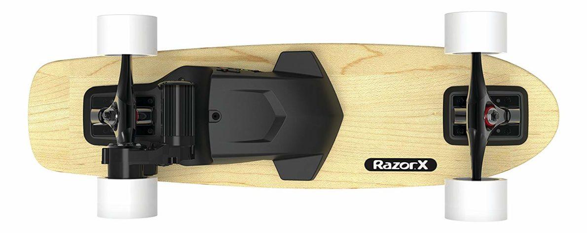 RazorX Cruiser Electric longboard