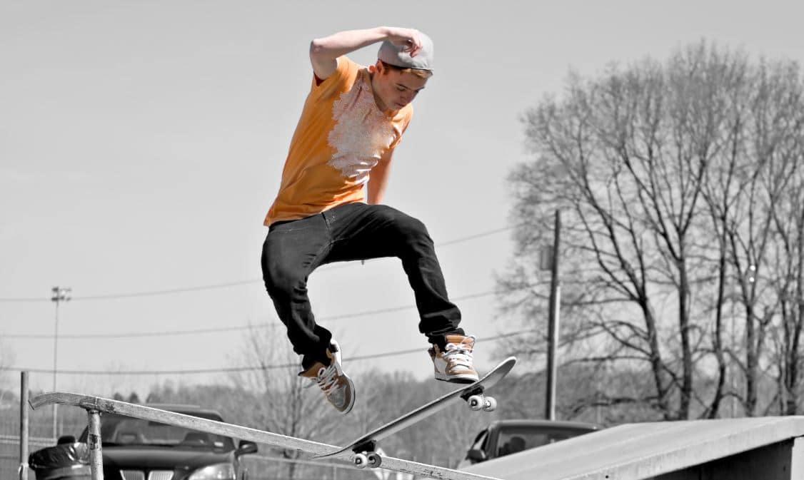 skatepark tricks