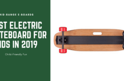Best Electric Skateboard for Kids in 2019 [Child-Friendly Fun]