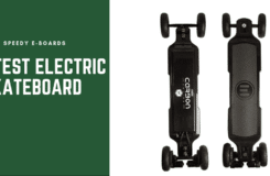 Fastest Electric Skateboard: Speedy Motorized Longboards [2019]