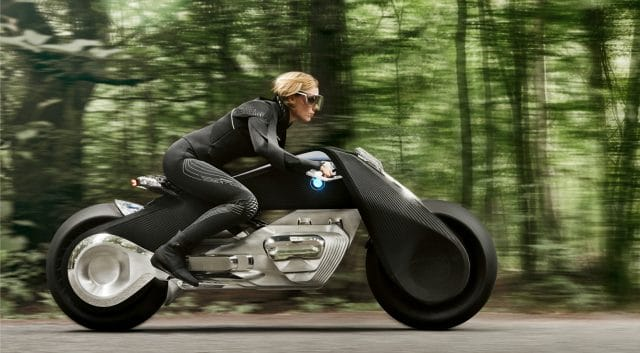 BMV Electric Motorcycle