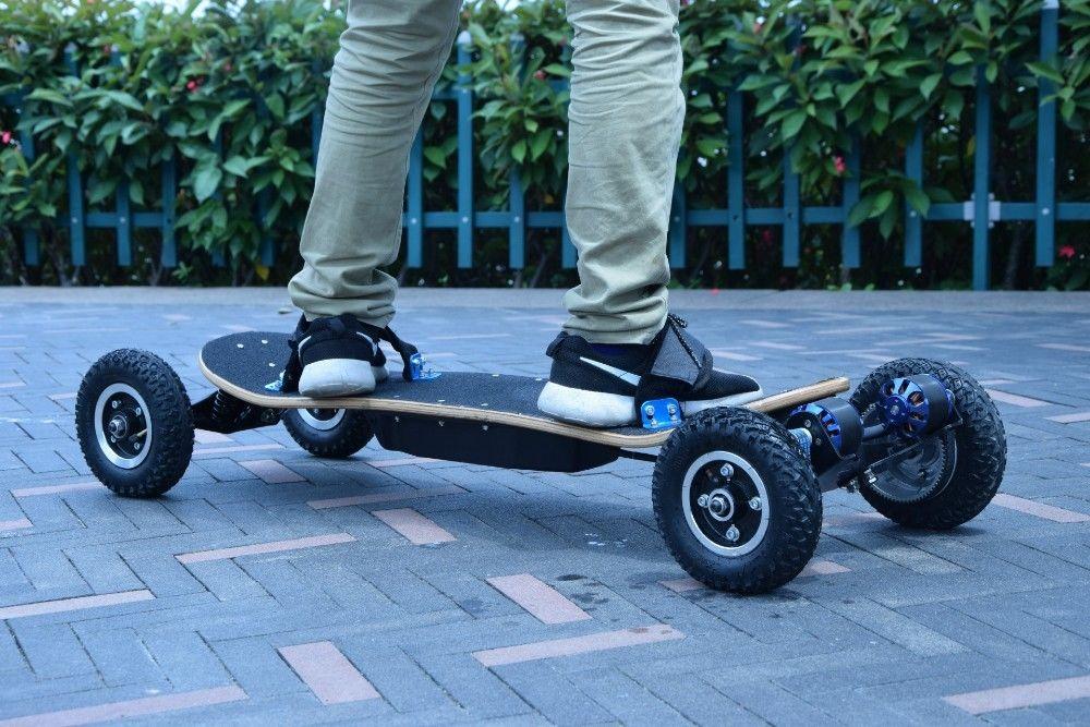 big wheel electric skateboard