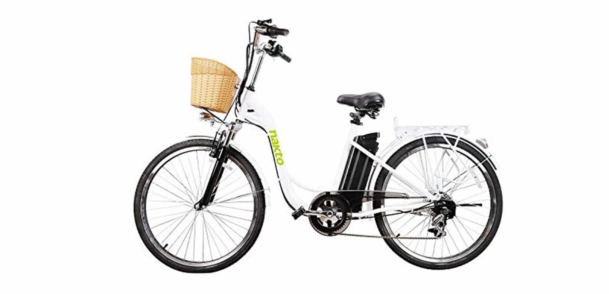 Nakto Electric Cruiser Bike Review – Cheapest Ebike on the Market