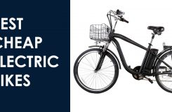 Best Cheap Electric Bikes – Budget E-Bikes with Reviews