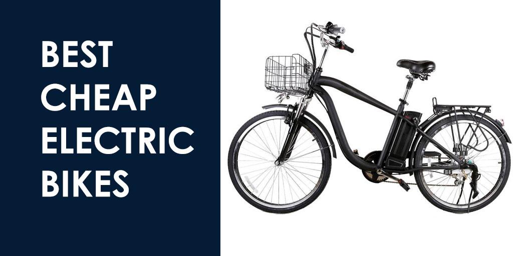 d8ac66eb958 Best Cheap Electric Bikes [2019] Top Value For Money E-Bikes