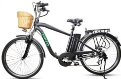 Nakto Electric Cruiser Bike Review – Cheapest Ebike on the Market