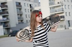 6 Tips to Ride a Skateboard for the First Time