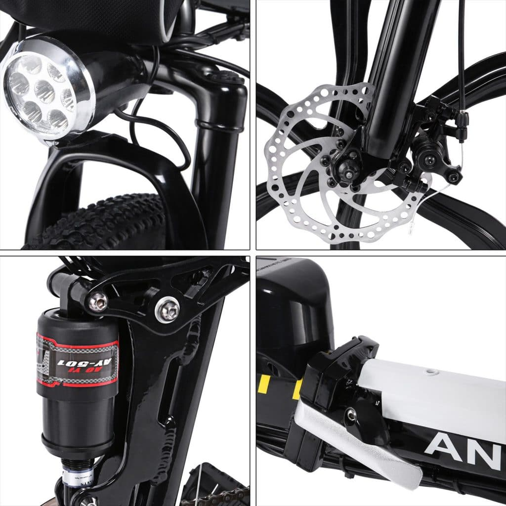 Ancheer electric Bike kit