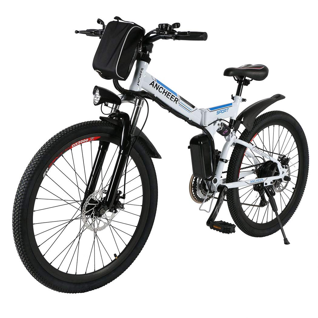 folding electric mtb ancheer