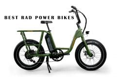 Top 5 Rad Power Bikes Reviewed