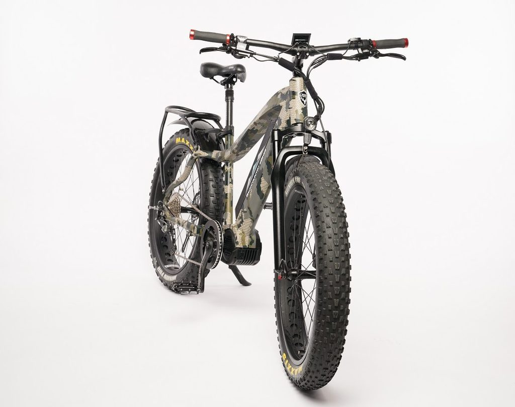 Hunting bikes