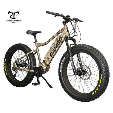 QuietKat Rambo - The Top Electric Hunting Bike Reviewed