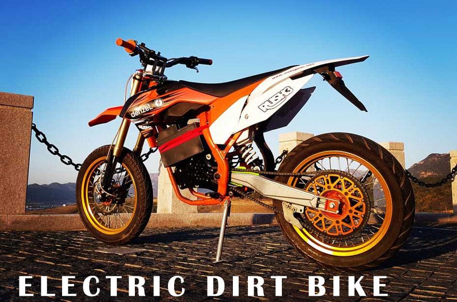 Quality Electric-Dirt-Bike