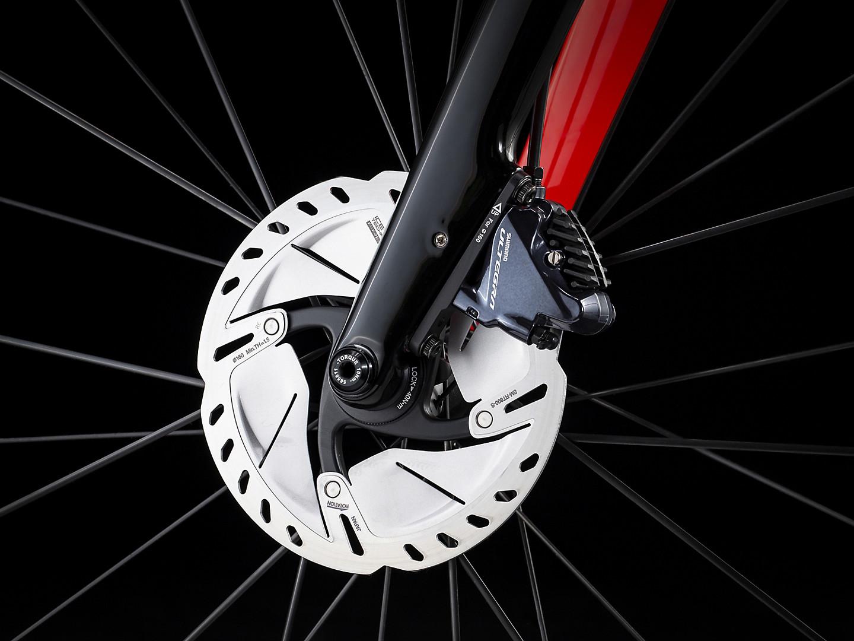 Silver disc brake