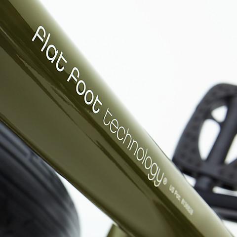 Bike Frame Closeup