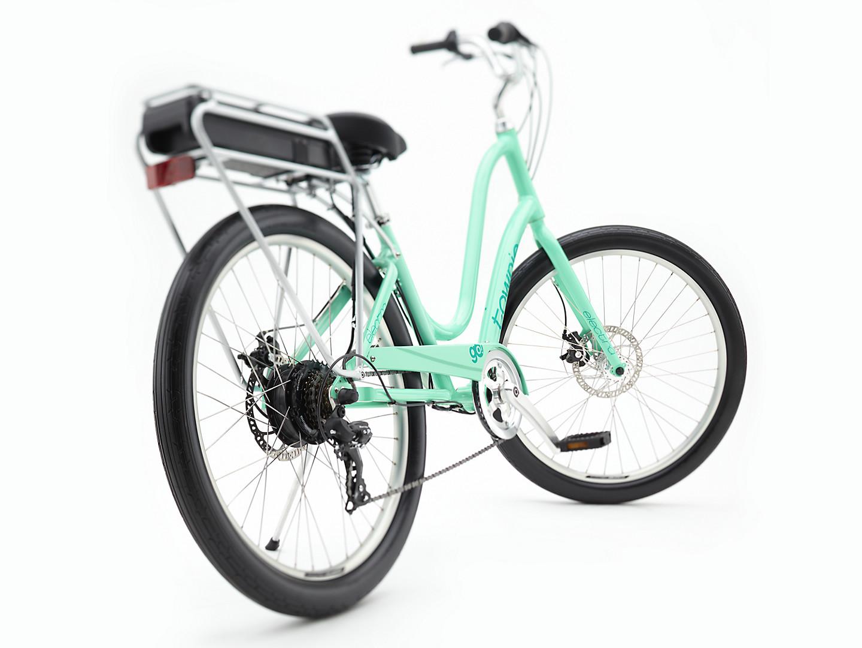 Mint Townie Go bike