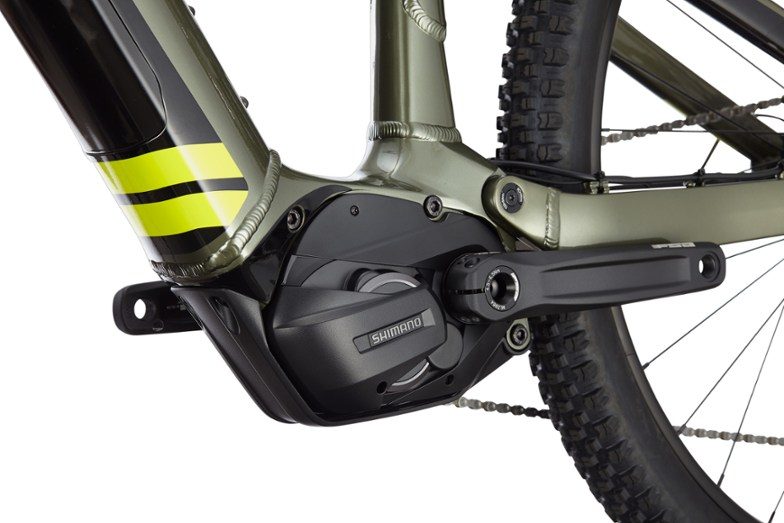 Motor of an electric bike