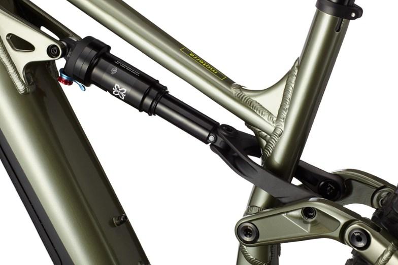 Motor neo bike Frame