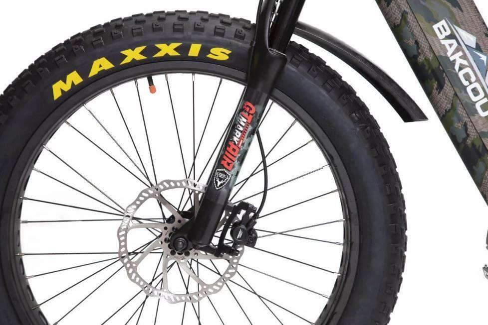 BAKCOU Mule Tire