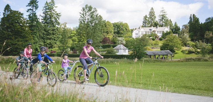 Best Electric Bikes Routes in Cumbria