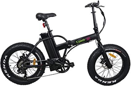 ComfyGo Electric Bike