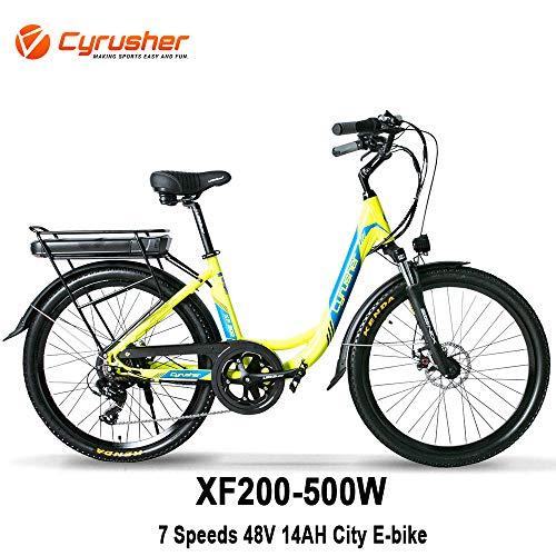 Cyrusher XF660 500W