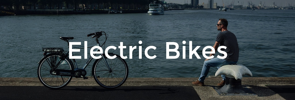 York Electric Bikes