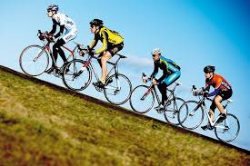 social cycling groups go sky ride