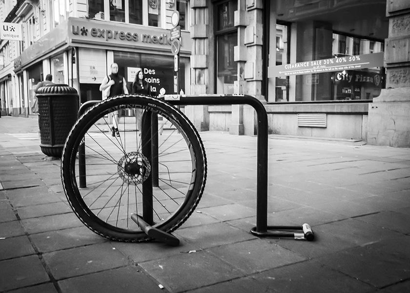 Stolen-Bike
