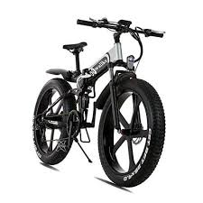 Wallke Folding Electric Mountain Bike