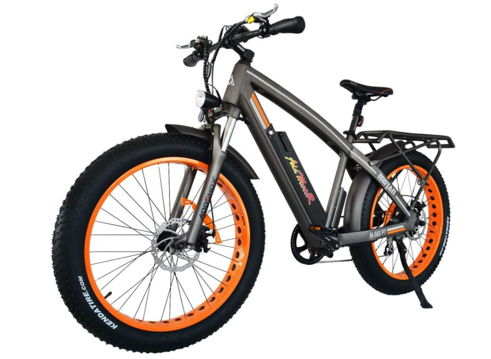 motan fat-tire e-bike