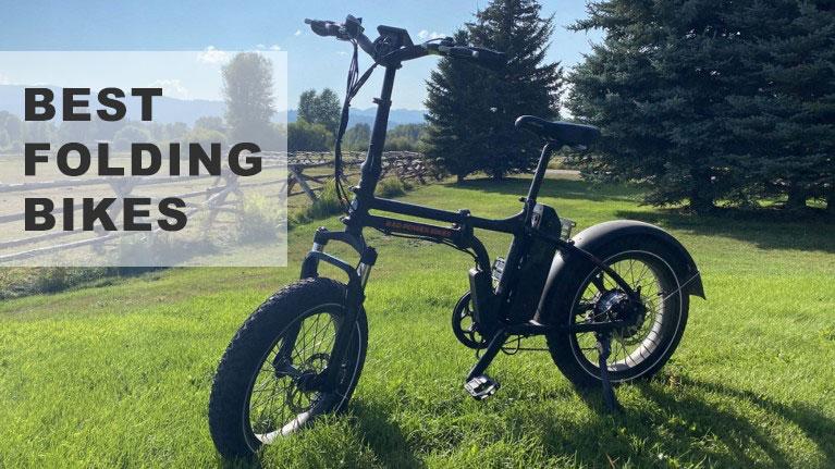 best folding electric bike review