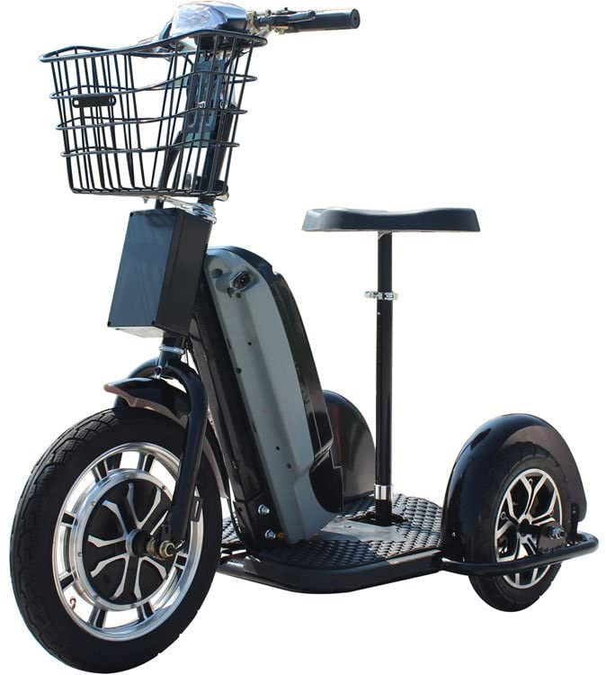 Electric Step-Through Trike