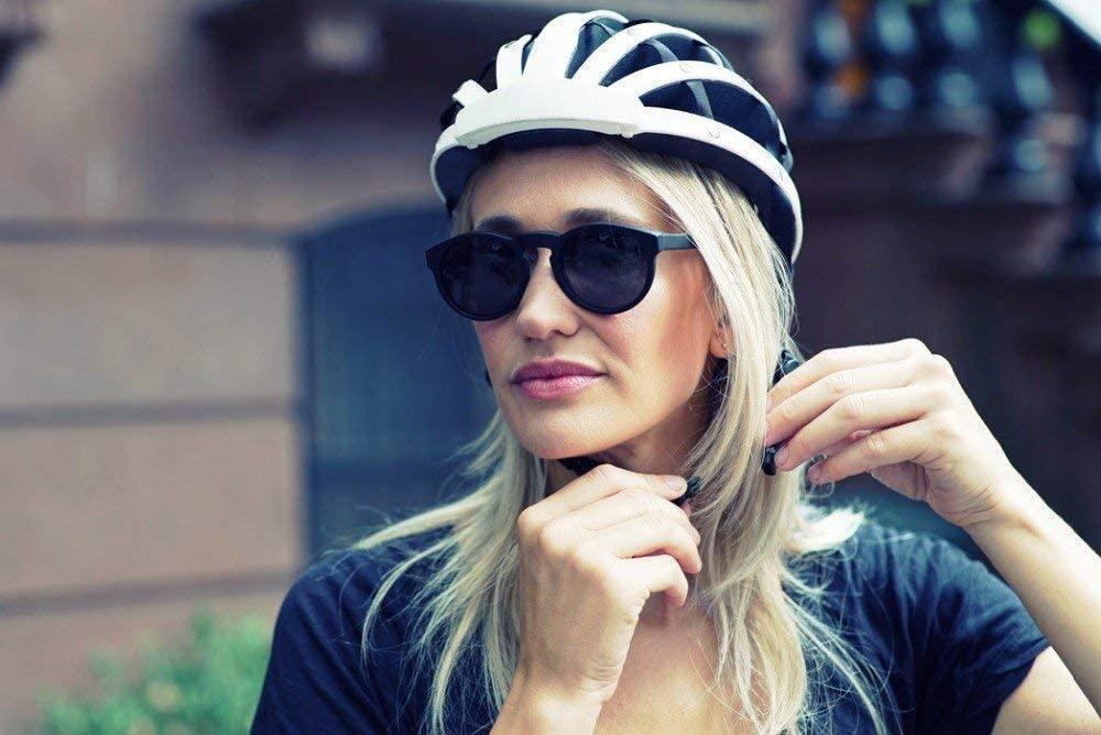 stylish helmet