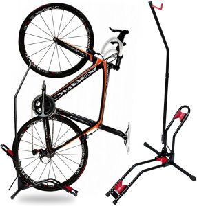 vertical stand for bike