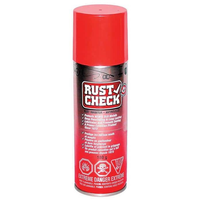 Rust Check spray