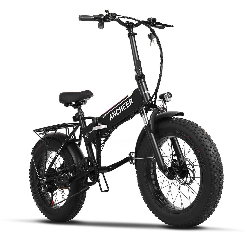 Ancheer fat tire bike