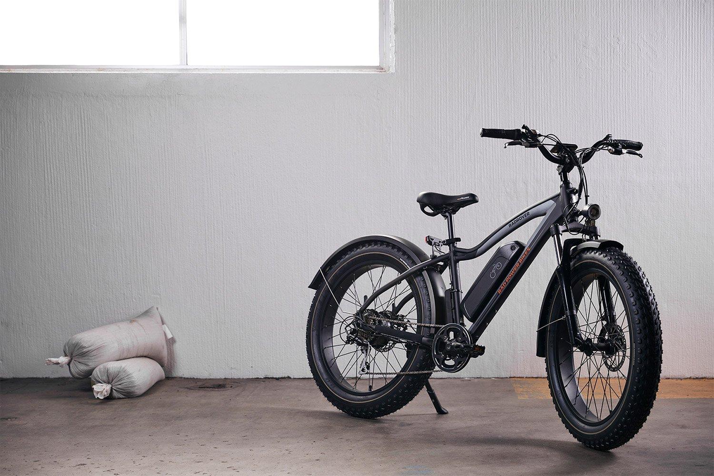 Fat tire electric bike?