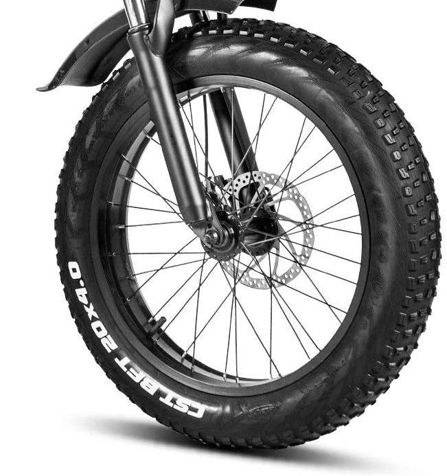 Folding e bike 20 inches tires