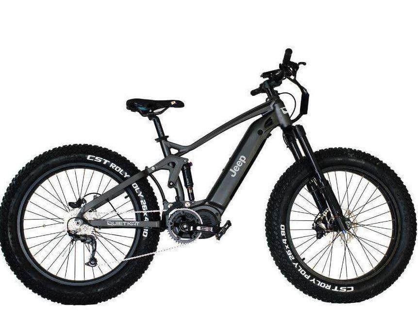 JEEP Fat Tire E-Bike
